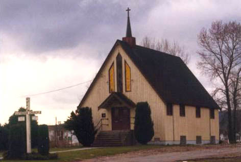 Old Hope Lutheran Christian Church Port Coquitlam