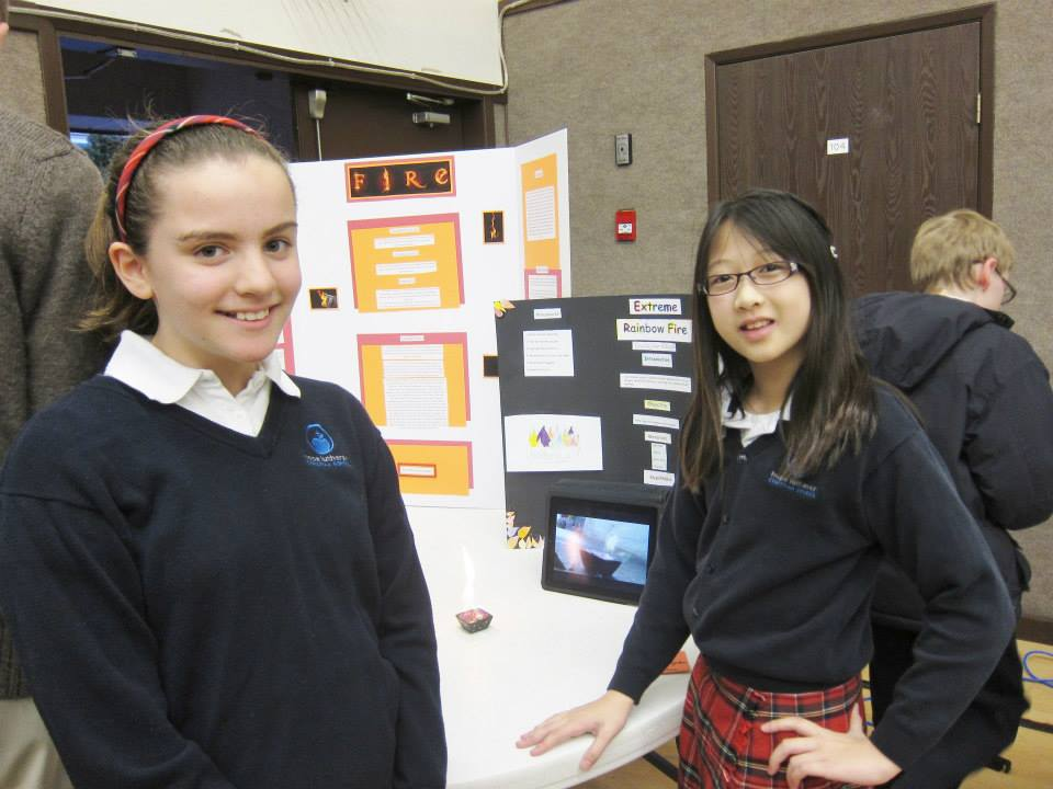 Hope Lutheran Christian School Port Coquitlam Science Fair